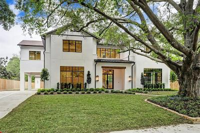 Houston Single Family Home For Sale: 5650 Chevy Chase Drive