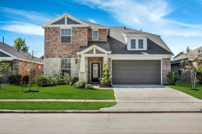 Cypress Single Family Home For Sale: 16015 Cypress Farms Drive