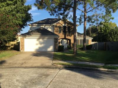 Houston TX Single Family Home For Sale: $229,900