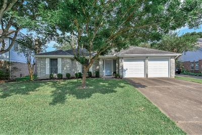 Houston Single Family Home For Sale: 15417 Stonehill Drive