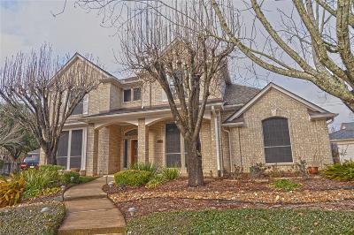 Houston Single Family Home For Sale: 4207 Cedar Ridge Trail