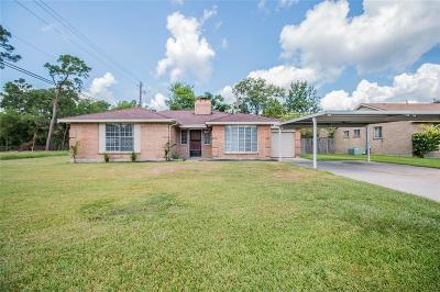 Channelview Single Family Home For Sale: 711 Dell Dale Street