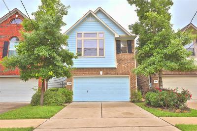 Houston Single Family Home For Sale: 1508 Nashua Street