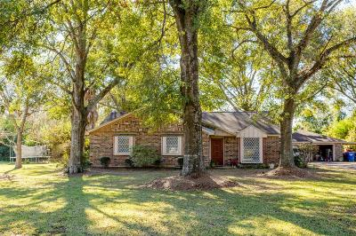 Tomball Single Family Home For Sale: 24622 Brill Lane