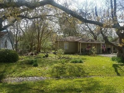 League City Single Family Home For Sale: 609 Coryell Street