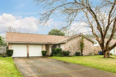League City Single Family Home For Sale: 2306 Kingsway Drive