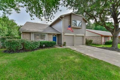 Houston Single Family Home For Sale: 13626 Pecan Oak Drive