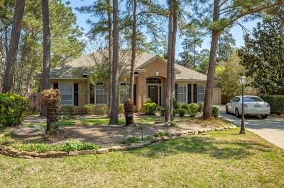 Spring Single Family Home For Sale: 107 W Sandalbranch Circle