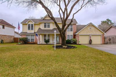 Humble Single Family Home For Sale: 3707 Misty Ridge Drive