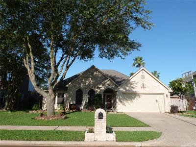 Deer Park Single Family Home For Sale: 1006 Park Green Drive