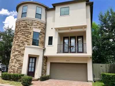 Houston Single Family Home For Sale: 3102 Pemberton Ridge