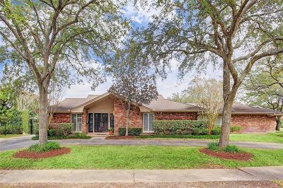 Meyerland Single Family Home For Sale: 5206 Paisley Street