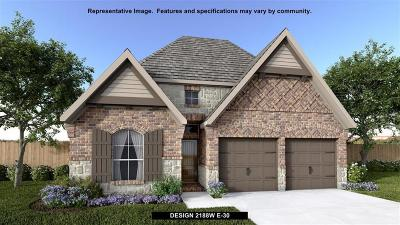 Tomball Single Family Home For Sale: 9514 Windward Bluff Way