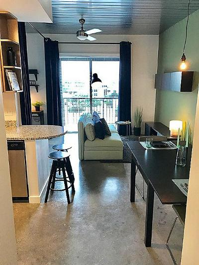 Houston Rental For Rent: 3550 Main Street #5205