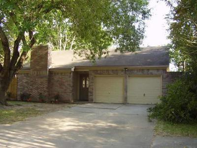 Katy TX Single Family Home For Sale: $198,900