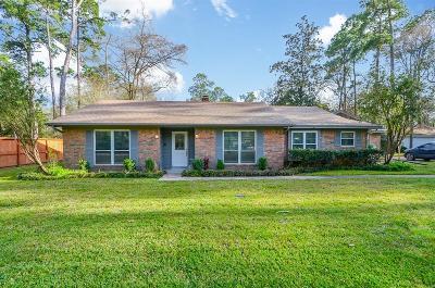 Single Family Home For Sale: 2411 Creekleaf Road