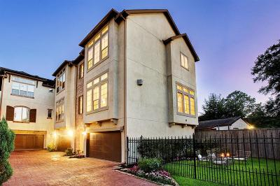 Condo/Townhouse For Sale: 1607 Haddon Street #C