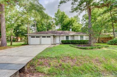 The Woodlands Single Family Home For Sale: 39 S Woodstock Circle Drive
