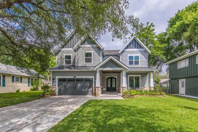 Sugar Land Single Family Home For Sale: 311 Brooks Street