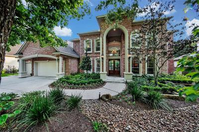 The Woodlands Single Family Home For Sale: 75 N Hunters Crossing Circle