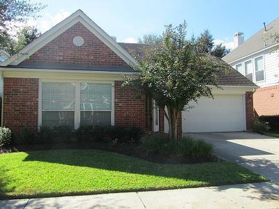 Missouri City Single Family Home For Sale: 4019 Creek Ridge Lane
