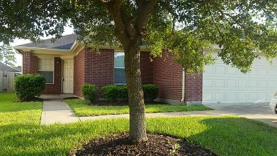 Cypress TX Single Family Home For Sale: $167,500