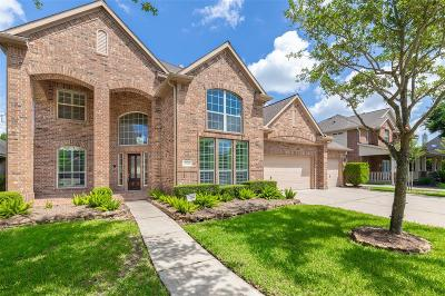 Katy Single Family Home For Sale: 23910 Sunset Sky