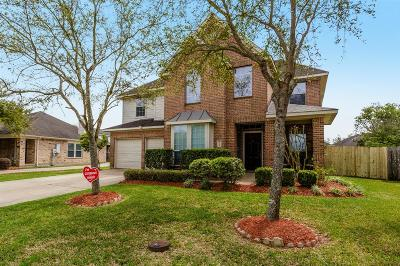 League City Single Family Home For Sale: 6155 Darlington Court
