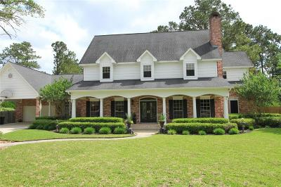 Kingwood Single Family Home For Sale: 4606 Breezy Point Drive