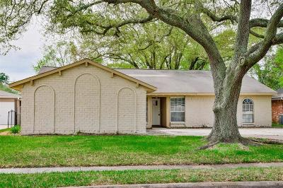 Houston Single Family Home For Sale: 11306 Sageberry Drive