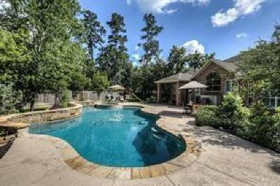 The Woodlands Single Family Home For Sale: 14 Redhaven Place