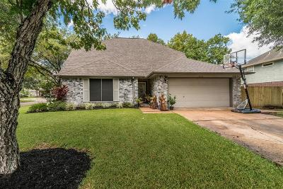 Dickinson Single Family Home For Sale: 5405 Pecos Street