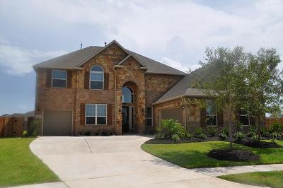 Pearland Single Family Home For Sale: 2801 Aliso Shadow Court