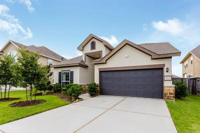 Humble Single Family Home For Sale: 14311 Monarch Springs Lane