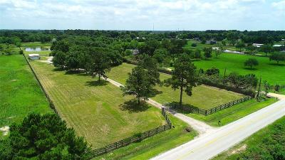 Cypress Single Family Home For Sale: 19440 Cypress Church Road