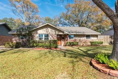 Houston Single Family Home For Sale: 5906 Reamer Street