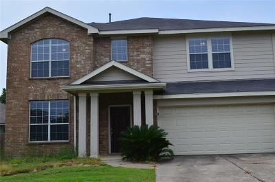Single Family Home For Sale: 18902 Cluster Oaks Drive