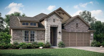 Galveston County, Harris County Single Family Home For Sale: 670 Forest Bend Lane