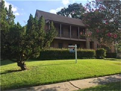 Houston Single Family Home For Sale: 1801 Harold Street