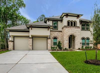 Conroe Single Family Home For Sale: 32056 Autumn Orchard