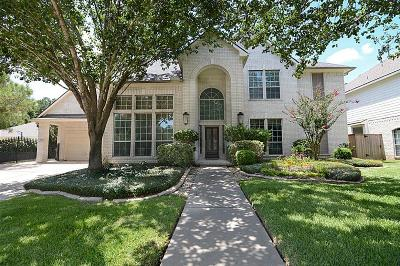Single Family Home For Sale: 11606 Cypresswood Place Drive