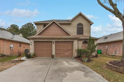 Tomball Single Family Home For Sale: 12223 Claresholm Drive