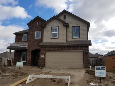 Balmoral Single Family Home For Sale: 12307 Oakleaf Bend Drive