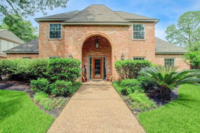 Memorial Single Family Home For Sale: 502 Rock Cove