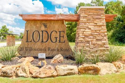 Tomball Residential Lots & Land For Sale: 49 Willowcreek Ranch