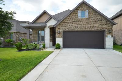 La Porte Single Family Home For Sale: 143 Bayside Crossing Drive