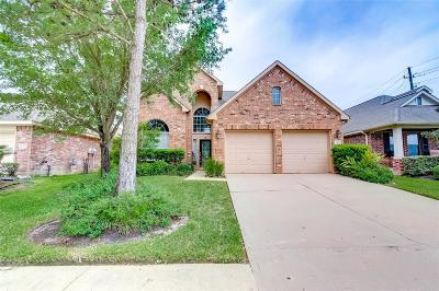 Single Family Home For Sale: 20023 Caraway Ridge Drive