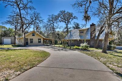 Bellville Farm & Ranch For Sale: 410 Sikes Road