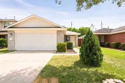 Hockley Single Family Home For Sale: 24331 Palo Dura Drive