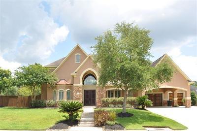 Kingwood Single Family Home For Sale: 6011 Blackstone Creek Lane